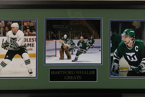 Hartford Whalers All Time Greats - Howe, Francis, Dinteen