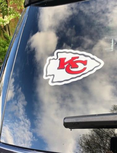 Kansas City Chiefs Decal