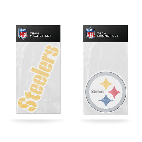 Pittsburgh Steelers 2-Pack Magnet Set