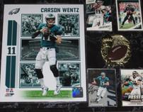 Carsen Wentz Plaque