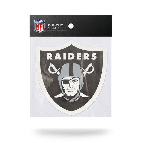 Oakland (Las Vegas) Raiders Static Cling