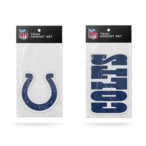 Indianapolis Colts 2-Pack Magnet Set