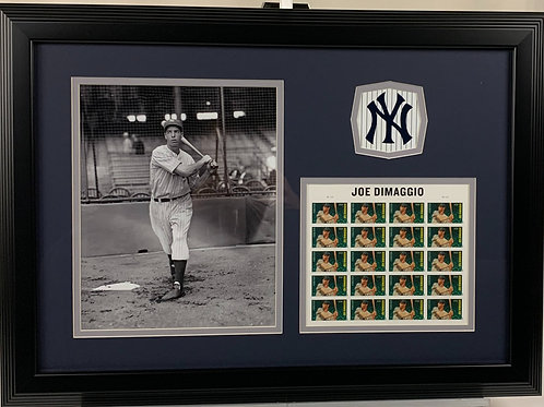 New York Yankees Joe DiMaggio Sheet of Forever Stamps
