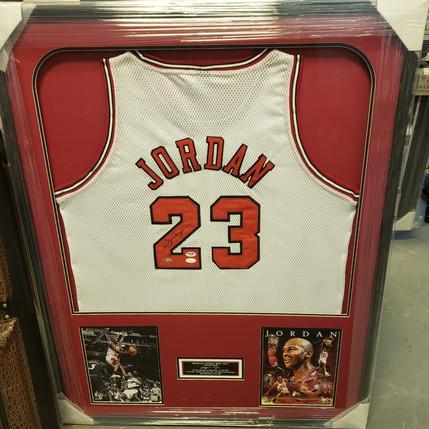 Custom Michael Jordan