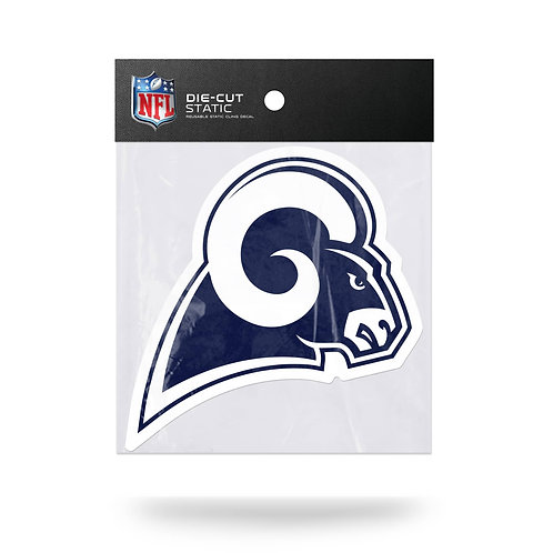 Los Angeles Rams Static Cling