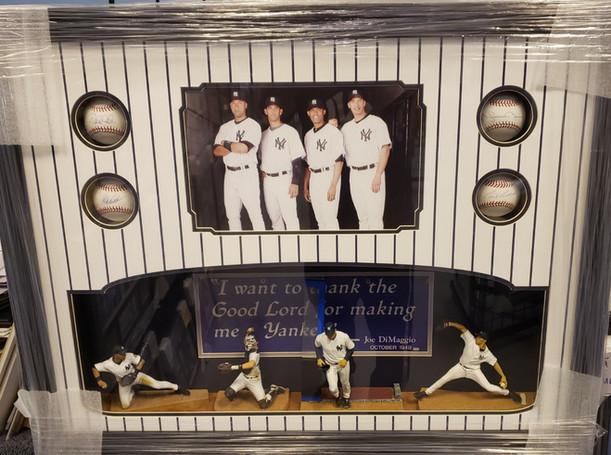 Custom New York Yankees Memorabilia