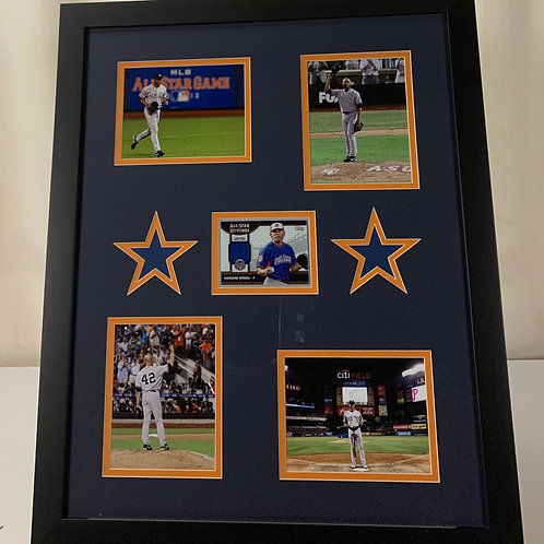 New York Yankees Mariano Rivera Last All Star Game Event Worn Jersey Card