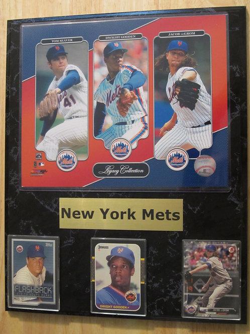 New York Mets Legacy Plaque