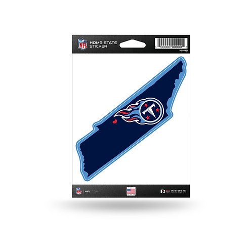 Tennessee Titans Home State Sticker