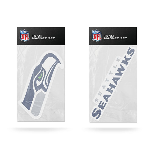 Seattle Seahawks 2-Pack Magnet Set
