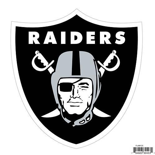 "Oakland (Las Vegas) Raiders 8"" Logo Magnet"