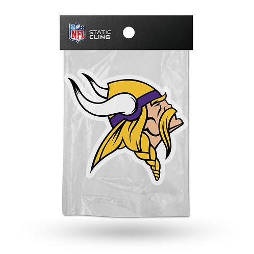 Minnesota Vikings Static Cling