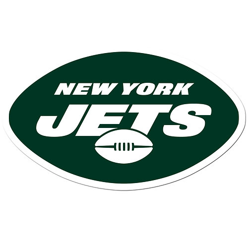 """New York Jets 8"""" Auto Decal"""