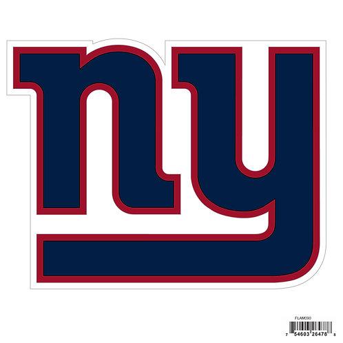 """New York Giants 8"""" Logo Magnet"""