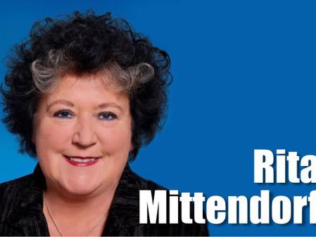 """""""Vorgehen der Bürgermeisterin ist durch nichts zu rechtfertigen"""" sagt Rita Mittendorf"""