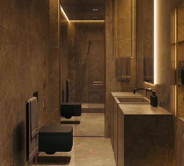 ItalianMarble Bathroom