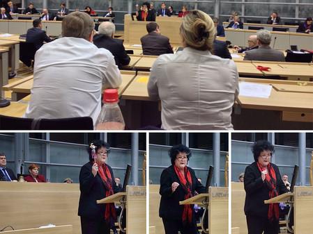 Rita Mittendorfs letzte Rede ...