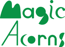 Magic Acorns logo green.png