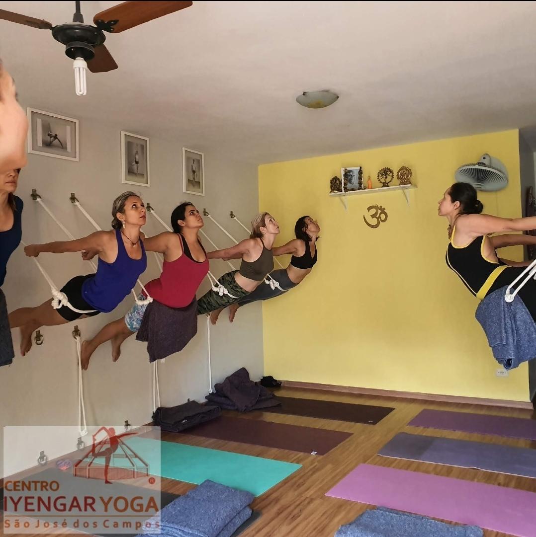 Centro Iyengar Yoga São José dos Campos
