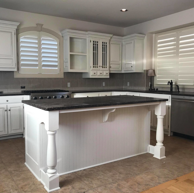 Overland Park Cabinet Refinish