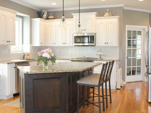 How to Pick the Perfect White Kitchen Cabinet Color. And Get It Right the First Time.