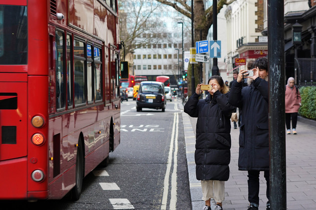 London, 2018