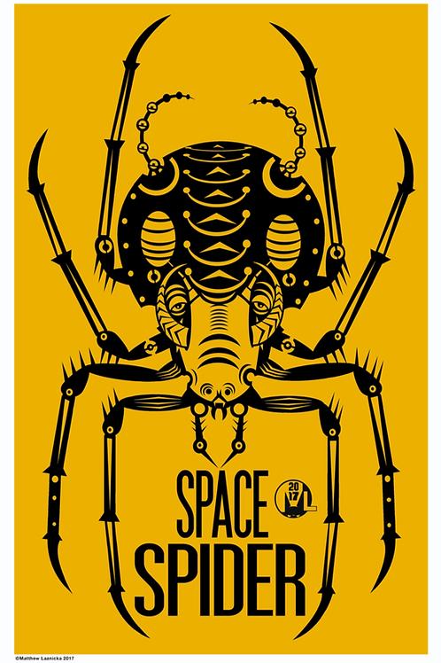 Space Spider!