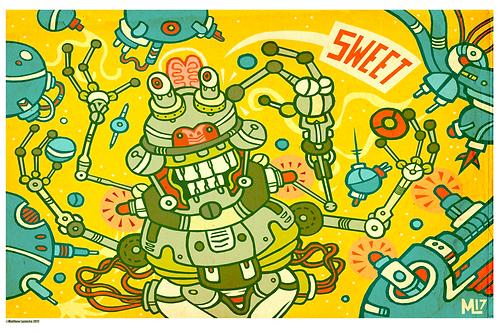 Sweetbot!