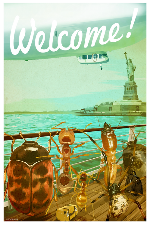 Welcome (Print)