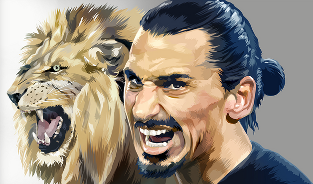 Zlatin & Lion