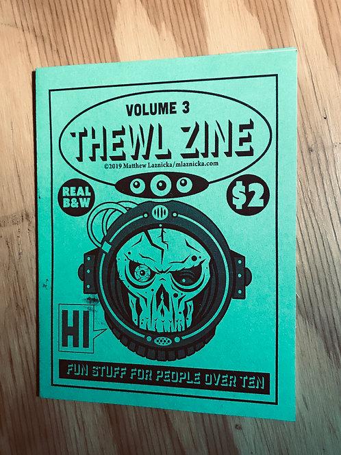 Thewl Zine Volume 3