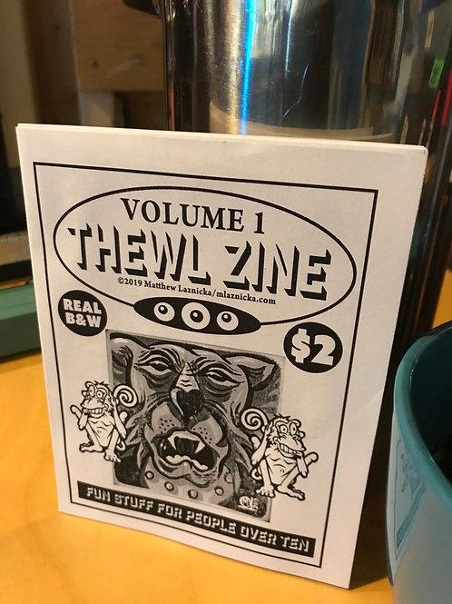 Thewl Zine Vol. 1