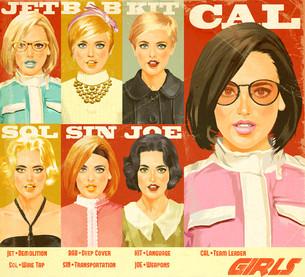 Girls-Poster