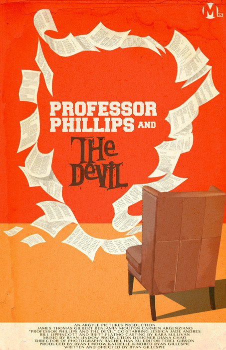 Professor Phillips & the devil