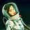 "Thumbnail: ""Space"" 17 x 11 digital illustration (Print)"