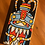Thumbnail: Tongue Bot! (original Painting) acrylic on wood