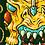 """Thumbnail: """"Kingbot"""" (print)"""
