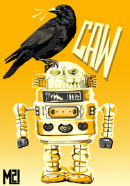 """Caw"" CROWBOT"