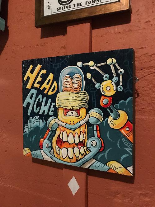 Head Ache Bot!