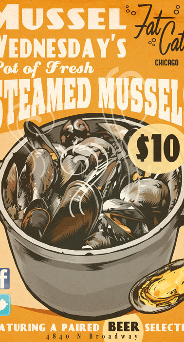Mussel Wednesday