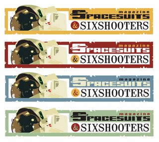 Spacesuits & Sixshooters