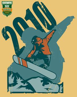 Snow-Board Olympics 20X
