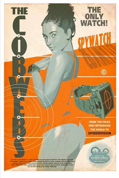 """Cobwebs SpyWatch"""