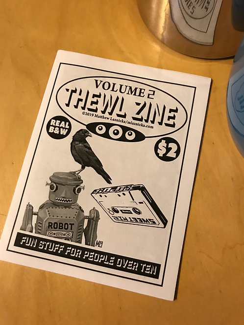 Thewl Zine Volume 2