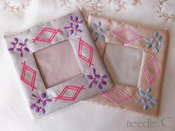 装飾模様刺繍
