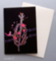 needle.C Greeting Card