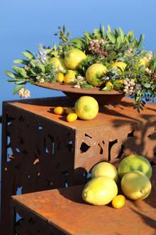 Orangerie Tisch Detail