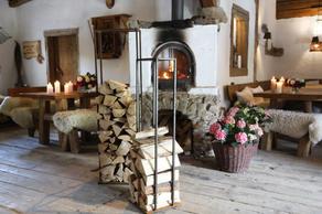 Holzstapler Frame