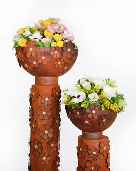 Blütentraum Säulen