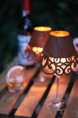 Lucca Weinglasschrim